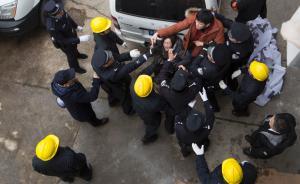 上海一企业租约到期不肯搬,老板家属煽动员工抗法被强制执行