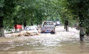 洪水来临前夕才发预警,江西西港小镇被淹是天灾还是人祸