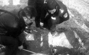 陕西咸阳三男子盗墓:两人缺氧窒息而亡,一人自首