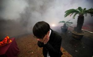 上海重度污染市民放鞭炮被罚,禁焰令实施半个月11人被刑拘
