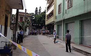 广东中山3儿童被砍1死2伤,事发地距派出所约50米