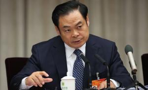 山西省委书记王儒林:反腐永远在路上,决不能好了伤疤忘了疼