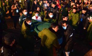 山东平邑4名获救矿工神志清晰,专家称如顺利有望春节前出院