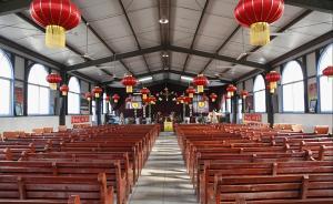 国内思想周报 | 曲阜教堂风波折射怎样的儒学危机?