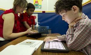 平板电脑走进美国中小学课堂,编程成为英国小学必修课