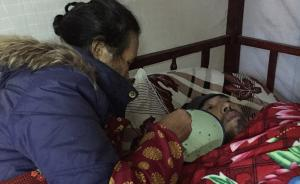 回家|65岁向可平:供儿子读书病倒工地,治病欠债12万