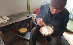 回家|河南64岁农民工:常吃10种药,在工地搬3个月钢管