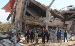 """叙利亚多间医院遭导弹袭击,俄罗斯否认是空袭""""元凶"""""""