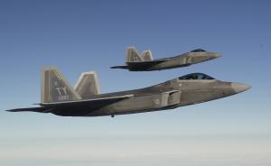 美军4架F22隐形战机抵韩,对朝武力示威并发强烈警告信号