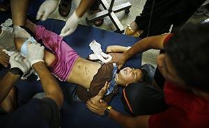 加沙联合国办学校受攻击15人死,多为妇女儿童