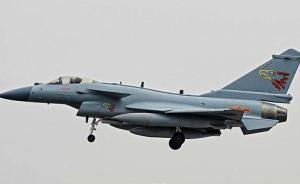 """""""歼10第一团""""或已首装歼10C,中国三代半战机换装加速"""