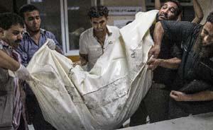 最人物|加沙急救中心发言人:记录死亡,然后告诉全世界