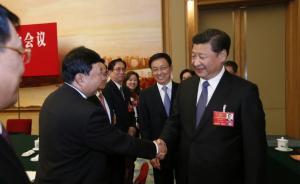 习近平上海团参加审议,充分肯定上海改革攻坚创新驱动新成就
