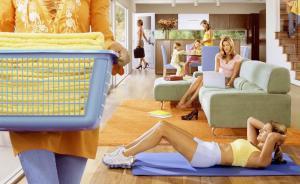 要减肥先打扫,专家告诉你:房间越乱,吃得越多!