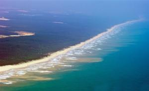 人大代表建议将自然海岸线设定为生态红线,严控围填海活动