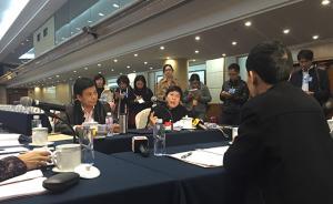 """广东代表团讨论慈善法草案:做慈善要讲""""养鸡生蛋"""""""