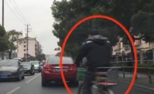 上海全警上街整治交通:1分钟视频看完十大交通违法行为