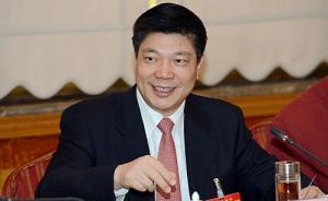 魏宏广任广东湛江市委书记,提名为市人大常委会主任候选人