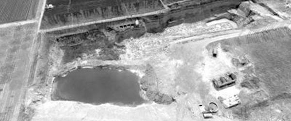 山东彻查滨州巨型污水坑事件:已对废水暂存,取缔一家企业