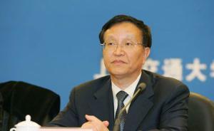 交大校友、原国家能源局局长张国宝讲述中国电力装备百年艰辛