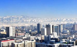 """乌鲁木齐""""挤出""""3月空气质量最差十城,第一季度排名仍垫底"""