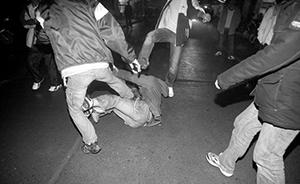 浙江嘉兴40多个少年因一个姑娘持械斗殴:一16岁少年惨死