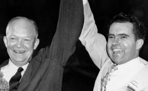 美国大选︱灰色黎明:1960年大选之前的尼克松