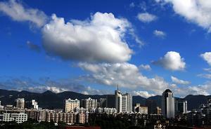 环保部长:我国空气质量总体改善,珠三角去年PM2.5达标