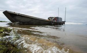 鄱阳湖水位飙涨逼近警戒位,江西按防1998年洪水规格备汛