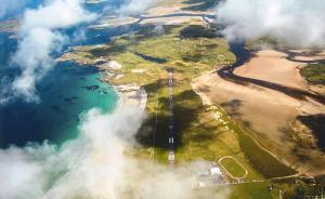 舷窗外最美的8个机场