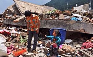 云南卫生厅官员:鲁甸震区存在发生肠道传染病的风险