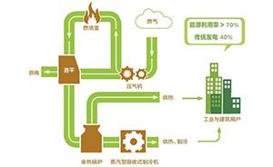 实现能源梯级利用,国内首个自主研发分布式燃机项目成功投运