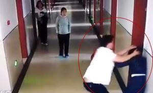 湖南常德一男护工殴打女精神病患者,多人被问责