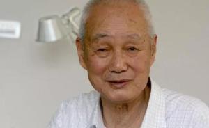 """温州原市长卢声亮逝世,生前认为温州改革并非""""无为而治"""""""