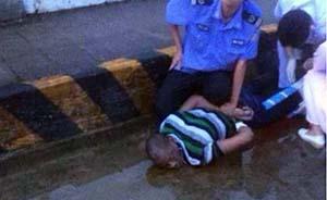 一外籍男子广东佛山闹市砍人被警方击伤死亡,事发前吸食冰毒