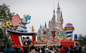 上海迪士尼6月门票已基本售罄,度假区香草园5月23日开放