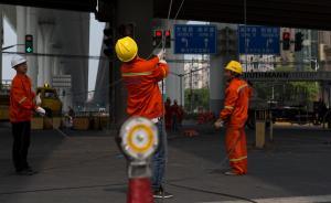 上海中环抢修负责人讲述抢险过程:现场抢修时仍面临安全隐患