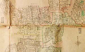 17张地图展示上海之变:从没有日租界,有些影视剧胡说