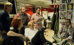 丹麦影片聚焦纸媒困境:混乱年代一家小报的挣扎与自救