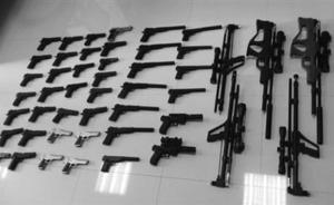 辽宁丹东一团伙朋友圈公开卖枪并发视频展示,14人被查