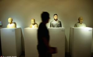 中国美院毕业生作品展出3天:展览设备被偷,多件作品受损