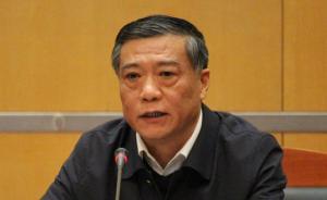 江苏省委常委、副省长李云峰涉嫌严重违纪被免职