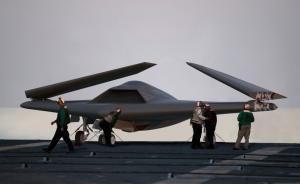 技术派|美国航母战斗群+舰载无人机=?