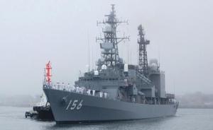 日媒:中国军舰首入钓鱼岛海域,日方召见中国驻日大使被反驳