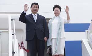"""习近平夫妇将出席蒙古国总统家宴,此次出访系""""走亲戚式"""""""