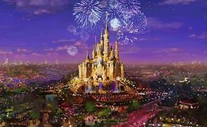 """上海迪士尼度假区供电准备就绪,""""绿电""""点亮主题乐园"""
