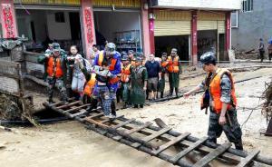 今年15省份已遭洪灾83人死,南方江河水位比1998年高
