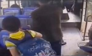 湖南男童公交上被捅,司机徒手夺刀:当时脑子里只想着救人