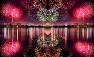 上海世纪公园音乐烟花节今年或停办,此前连续举办16年