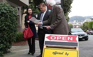 日媒:中国买家催高旧金山房价,引发当地居民抗议